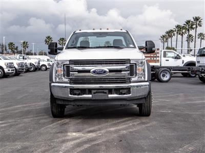 2019 Ford F-550 Regular Cab DRW 4x2, Cab Chassis #FK5385DT - photo 8