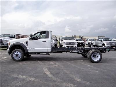 2019 Ford F-550 Regular Cab DRW 4x2, Cab Chassis #FK5385DT - photo 3