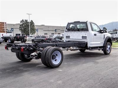 2019 Ford F-550 Regular Cab DRW 4x2, Cab Chassis #FK5385DT - photo 5