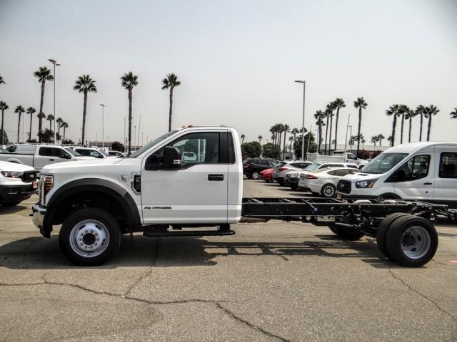 2019 Ford F-550 Regular Cab DRW 4x2, Cab Chassis #FK5386DT - photo 3