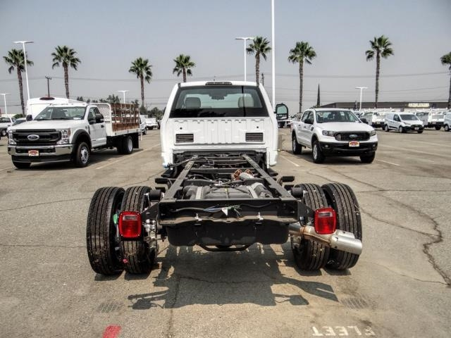 2019 Ford F-550 Regular Cab DRW 4x2, Cab Chassis #FK5386DT - photo 4