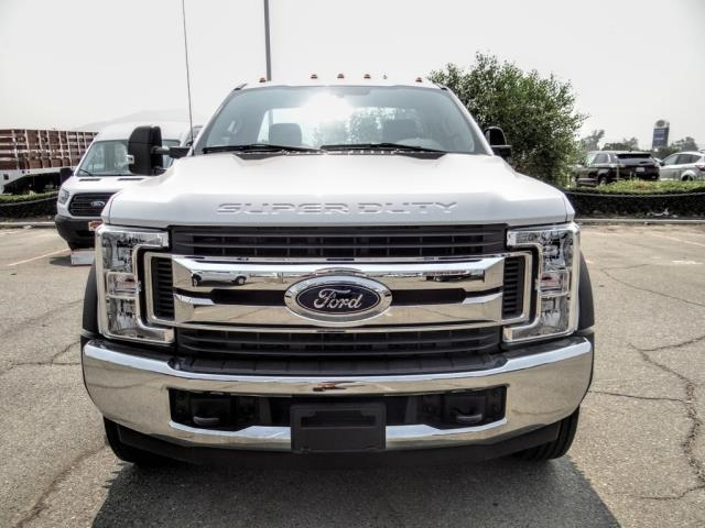 2019 Ford F-550 Regular Cab DRW 4x2, Cab Chassis #FK5386DT - photo 8