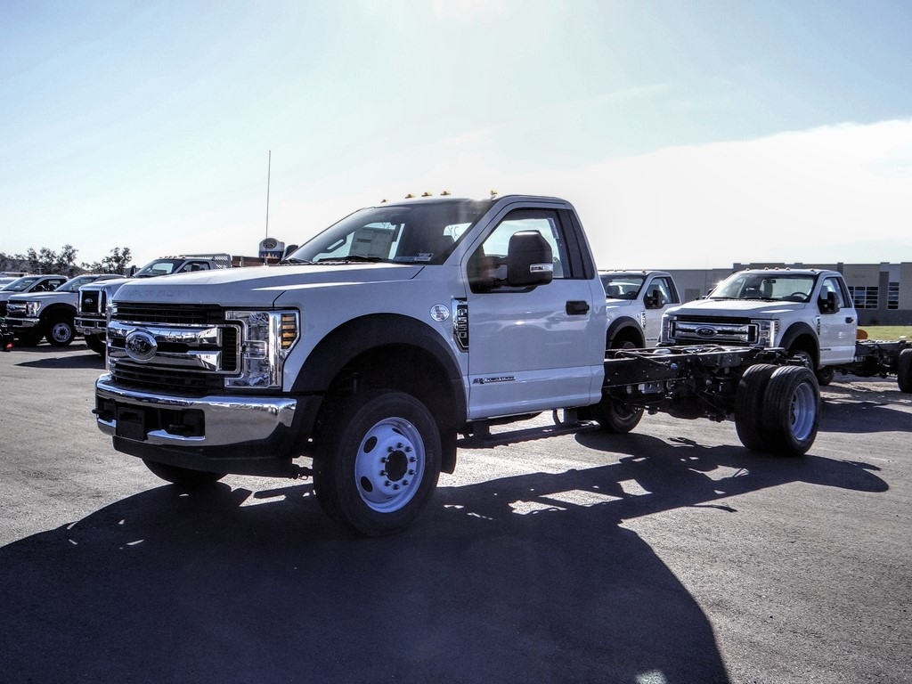 2019 Ford F-550 Regular Cab DRW 4x2, Cab Chassis #FK5386DT - photo 1