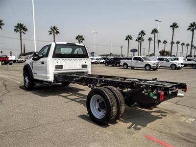 2019 Ford F-550 Regular Cab DRW 4x2, Cab Chassis #FK5386DT - photo 2