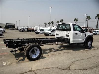 2019 Ford F-550 Regular Cab DRW 4x2, Cab Chassis #FK5386DT - photo 5