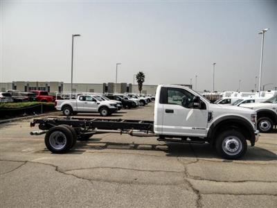 2019 Ford F-550 Regular Cab DRW 4x2, Cab Chassis #FK5386DT - photo 6