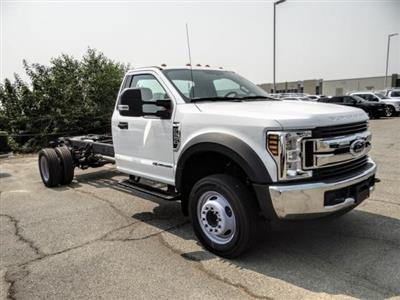 2019 Ford F-550 Regular Cab DRW 4x2, Cab Chassis #FK5386DT - photo 7