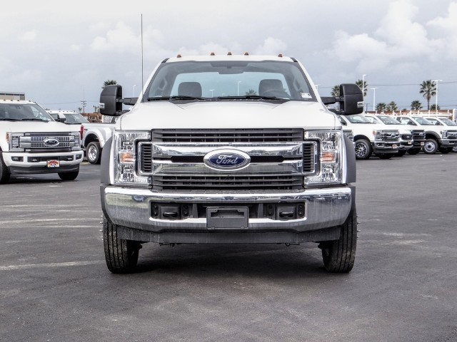 2019 F-550 Regular Cab DRW 4x2, Scelzi WFB Flatbed #FK5388DT - photo 1