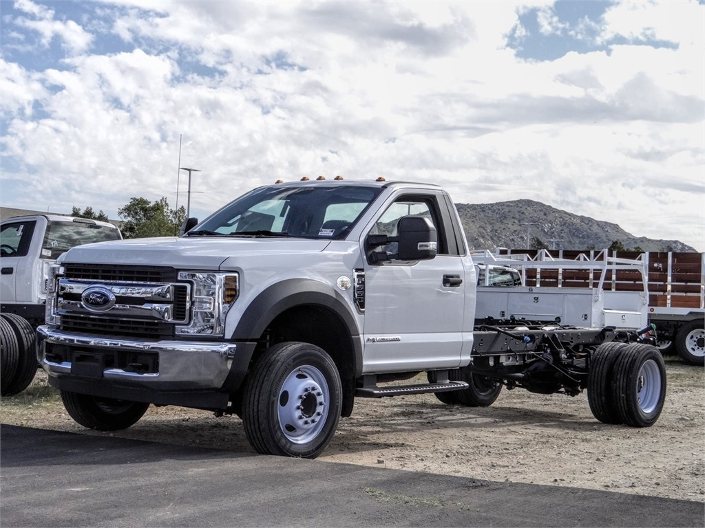 2019 F-550 Regular Cab DRW 4x2, Cab Chassis #FK5398DT - photo 9