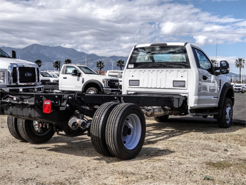 2019 F-550 Regular Cab DRW 4x2, Cab Chassis #FK5398DT - photo 12