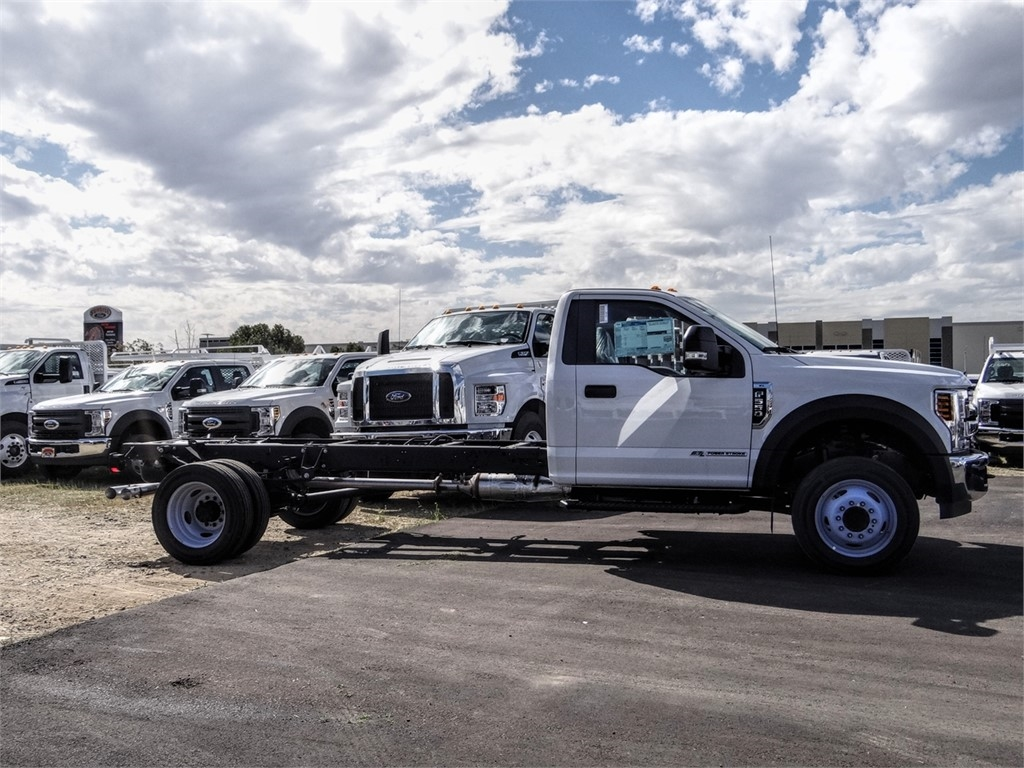 2019 F-550 Regular Cab DRW 4x2, Cab Chassis #FK5398DT - photo 13