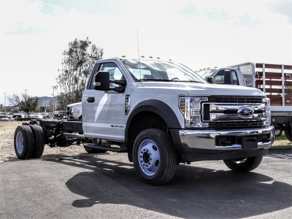 2019 F-550 Regular Cab DRW 4x2, Cab Chassis #FK5398DT - photo 14