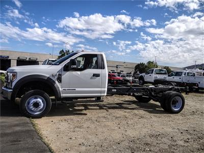 2019 F-550 Regular Cab DRW 4x2, Cab Chassis #FK5398DT - photo 10