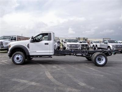 2019 F-550 Regular Cab DRW 4x2, Cab Chassis #FK5398DT - photo 3
