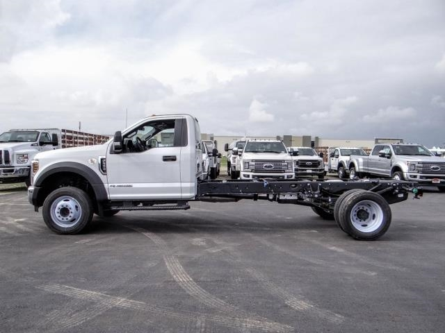 2019 Ford F-550 Regular Cab DRW 4x2, Cab Chassis #FK5399DT - photo 3