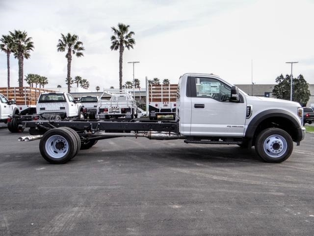 2019 Ford F-550 Regular Cab DRW 4x2, Cab Chassis #FK5399DT - photo 6