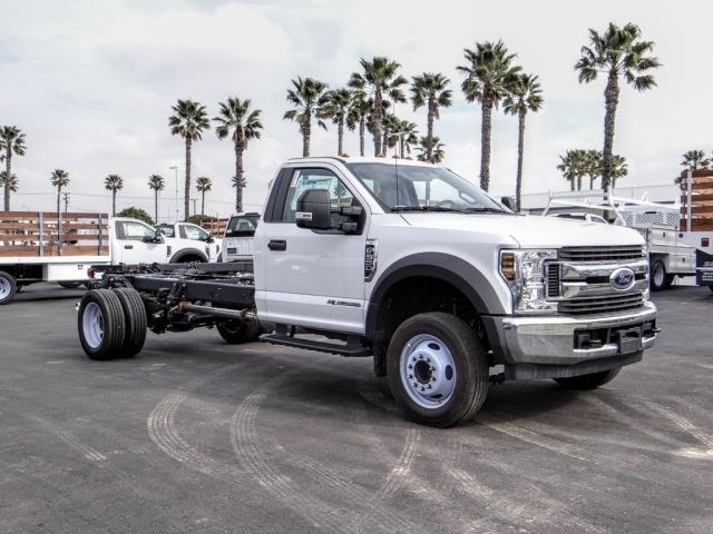 2019 Ford F-550 Regular Cab DRW 4x2, Cab Chassis #FK5399DT - photo 7
