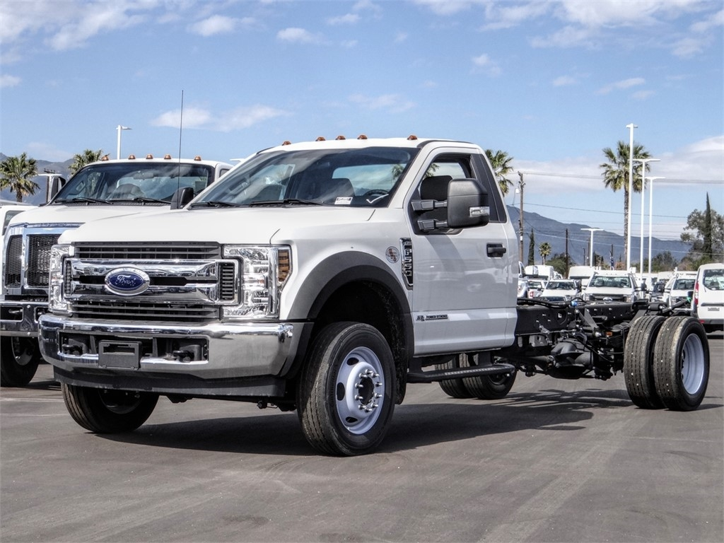 2019 Ford F-550 Regular Cab DRW 4x2, Cab Chassis #FK5399DT - photo 9