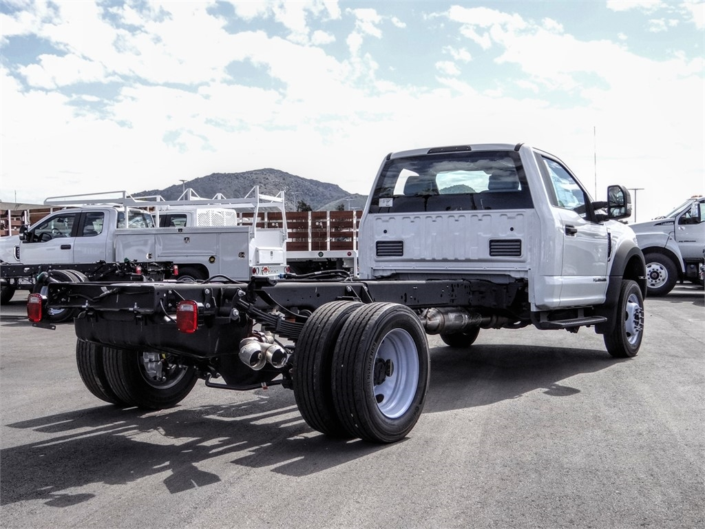 2019 Ford F-550 Regular Cab DRW 4x2, Cab Chassis #FK5399DT - photo 12