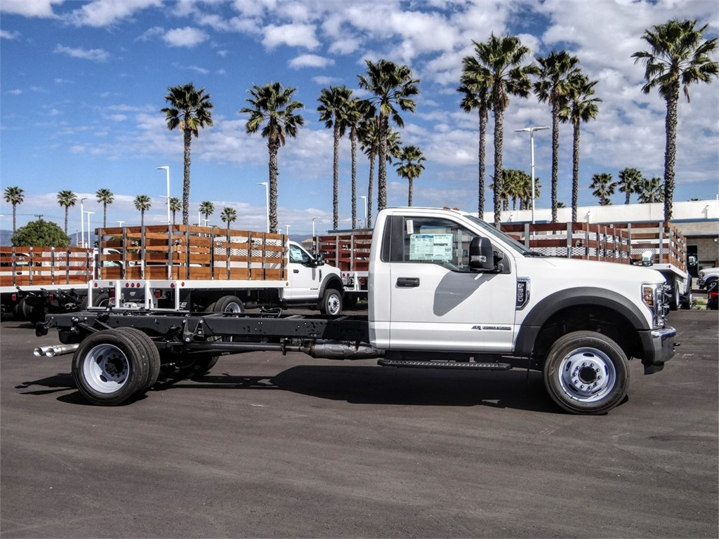 2019 Ford F-550 Regular Cab DRW 4x2, Cab Chassis #FK5399DT - photo 13