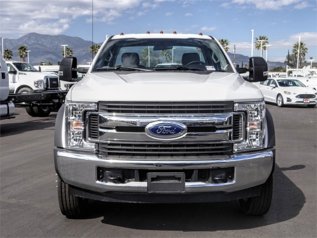 2019 Ford F-550 Regular Cab DRW 4x2, Cab Chassis #FK5399DT - photo 15