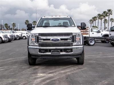 2019 Ford F-550 Regular Cab DRW 4x2, Cab Chassis #FK5399DT - photo 8