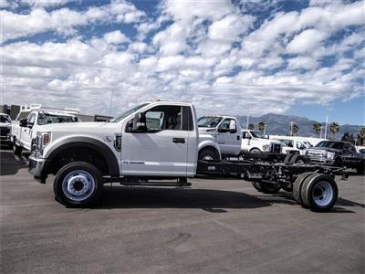 2019 Ford F-550 Regular Cab DRW 4x2, Cab Chassis #FK5399DT - photo 10