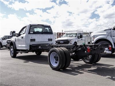 2019 Ford F-550 Regular Cab DRW 4x2, Cab Chassis #FK5399DT - photo 11