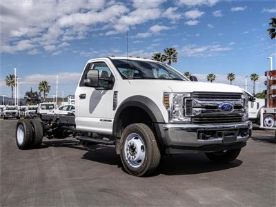 2019 Ford F-550 Regular Cab DRW 4x2, Cab Chassis #FK5399DT - photo 14