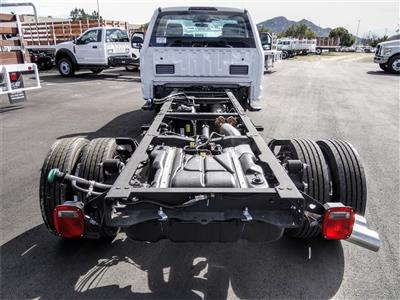 2019 Ford F-550 Regular Cab DRW 4x2, Cab Chassis #FK5399DT - photo 17