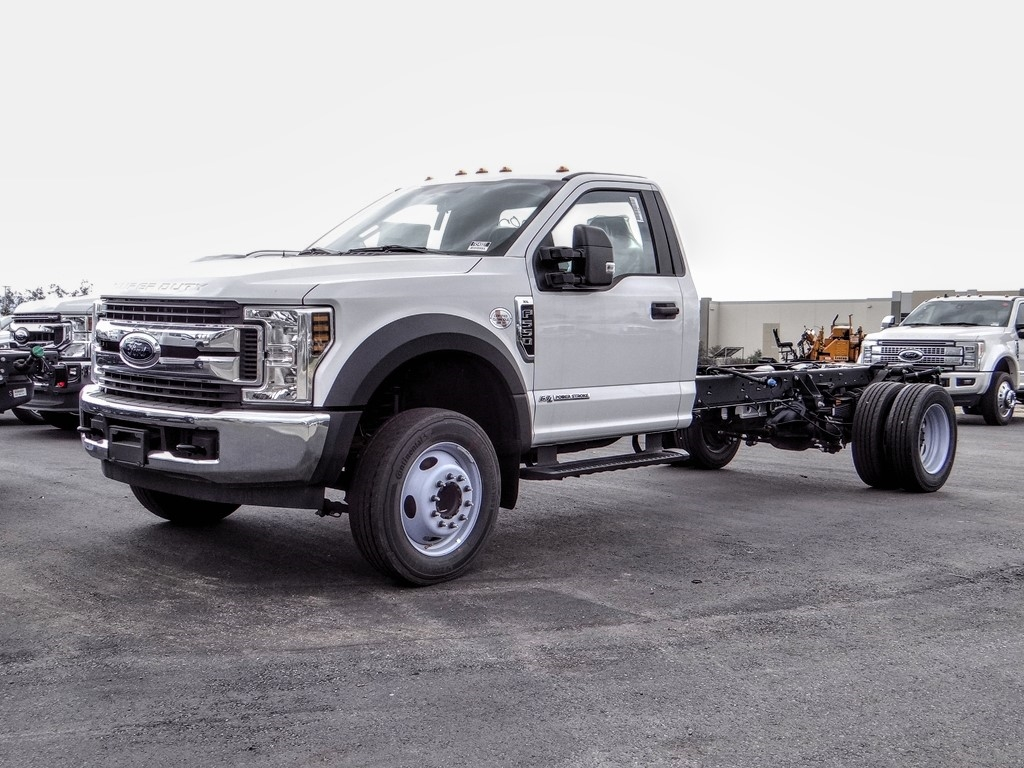 2019 F-550 Regular Cab DRW 4x2, Cab Chassis #FK5400DT - photo 1