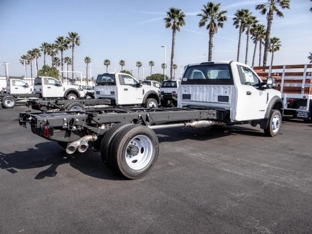 2019 F-550 Regular Cab DRW 4x2, Cab Chassis #FK5418DT - photo 5