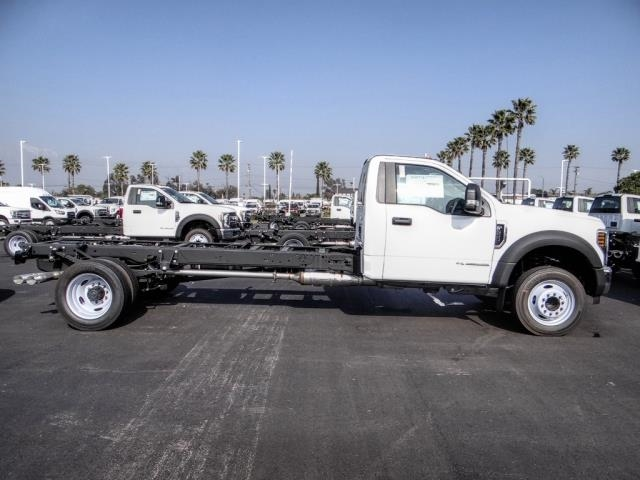 2019 F-550 Regular Cab DRW 4x2, Cab Chassis #FK5418DT - photo 6