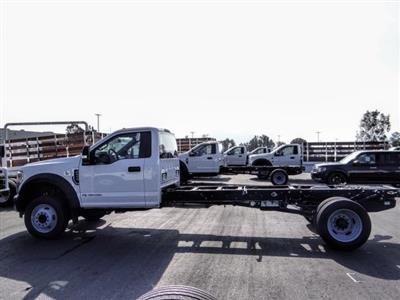 2019 F-550 Regular Cab DRW 4x2, Cab Chassis #FK5418DT - photo 3