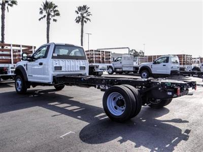 2019 F-550 Regular Cab DRW 4x2, Cab Chassis #FK5418DT - photo 2