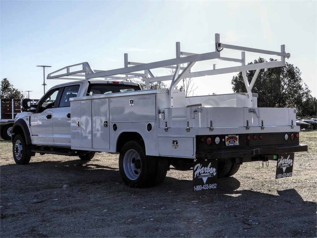 2019 F-550 Crew Cab DRW 4x2, Harbor Combo Body #FK5425 - photo 1