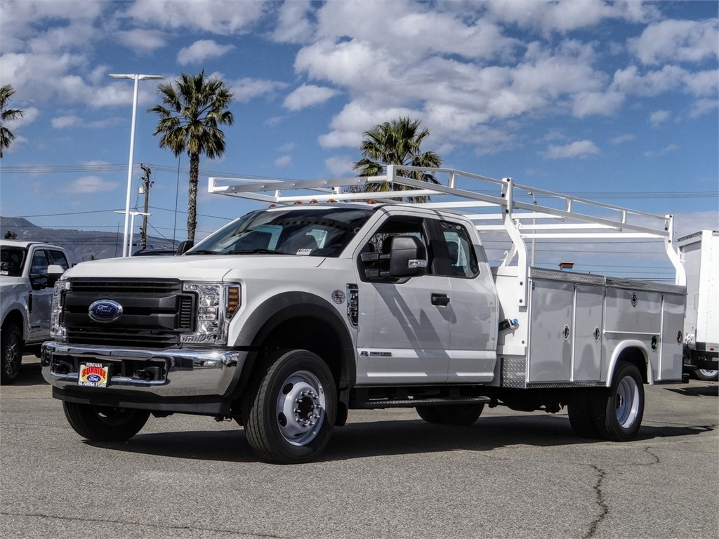 2019 F-550 Super Cab DRW 4x2, Royal Service Body #FK5430 - photo 1
