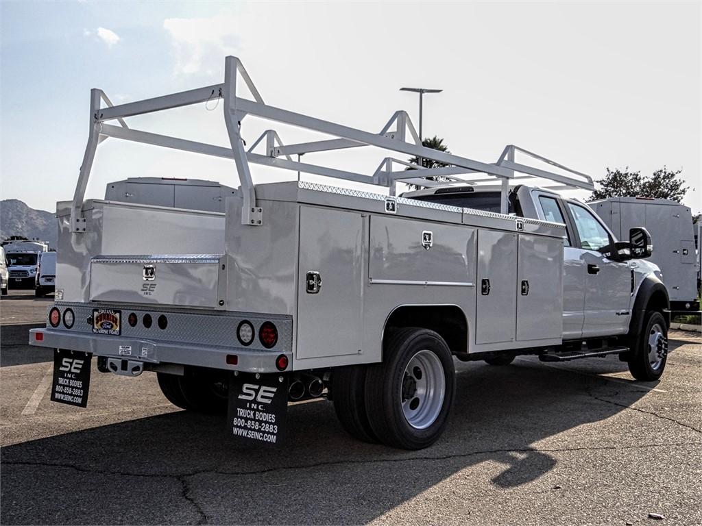 2019 F-450 Super Cab DRW 4x2, Scelzi Signature Service Body #FK5431 - photo 4