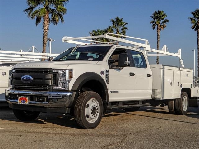 2019 F-550 Crew Cab DRW 4x2, Scelzi SEC Combo Body #FK5441 - photo 1