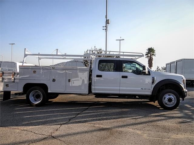 2019 F-550 Crew Cab DRW 4x2, Scelzi SEC Combo Body #FK5441 - photo 5
