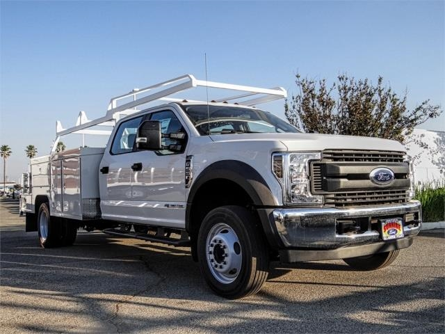 2019 F-550 Crew Cab DRW 4x2, Scelzi SEC Combo Body #FK5441 - photo 6