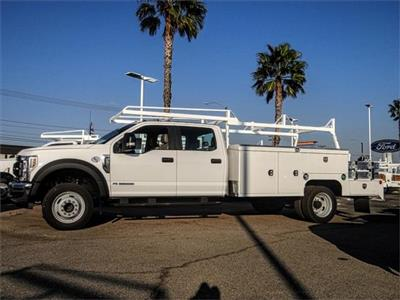 2019 F-550 Crew Cab DRW 4x2, Scelzi SEC Combo Body #FK5441 - photo 3