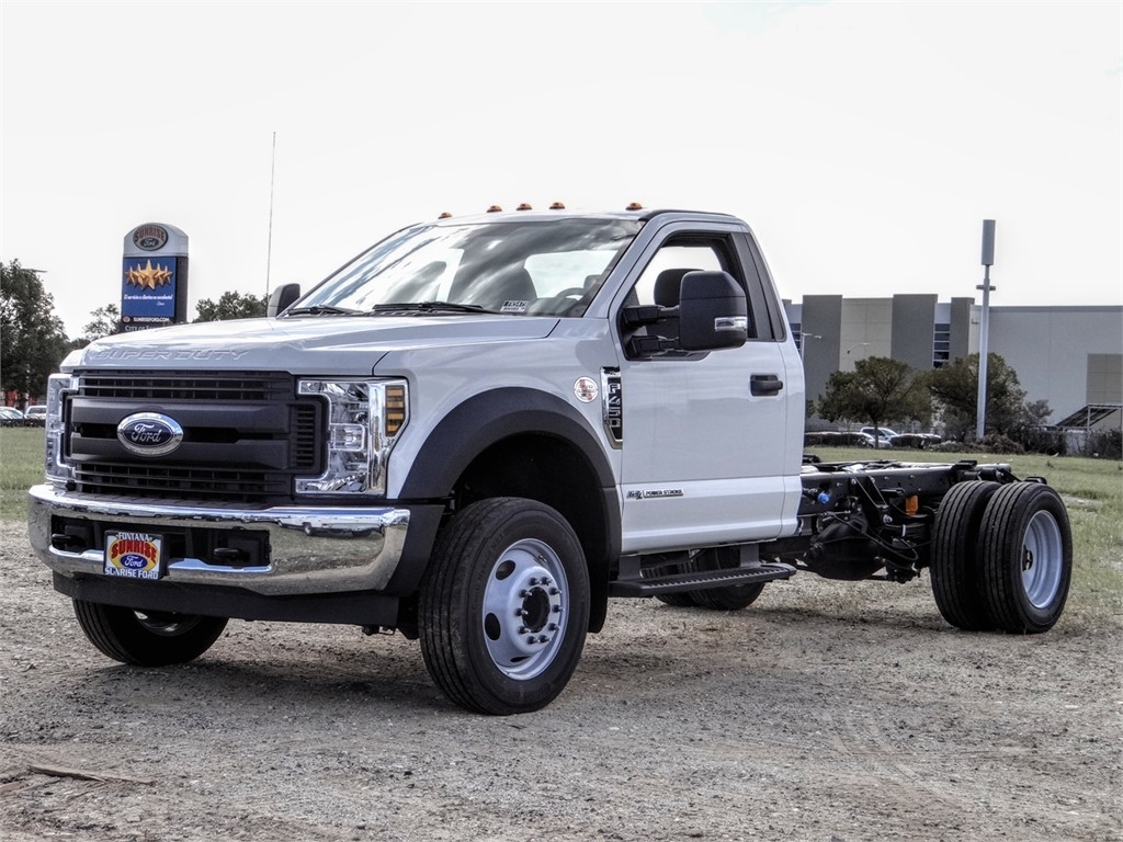 2019 F-450 Regular Cab DRW 4x2, Cab Chassis #FK5479 - photo 1