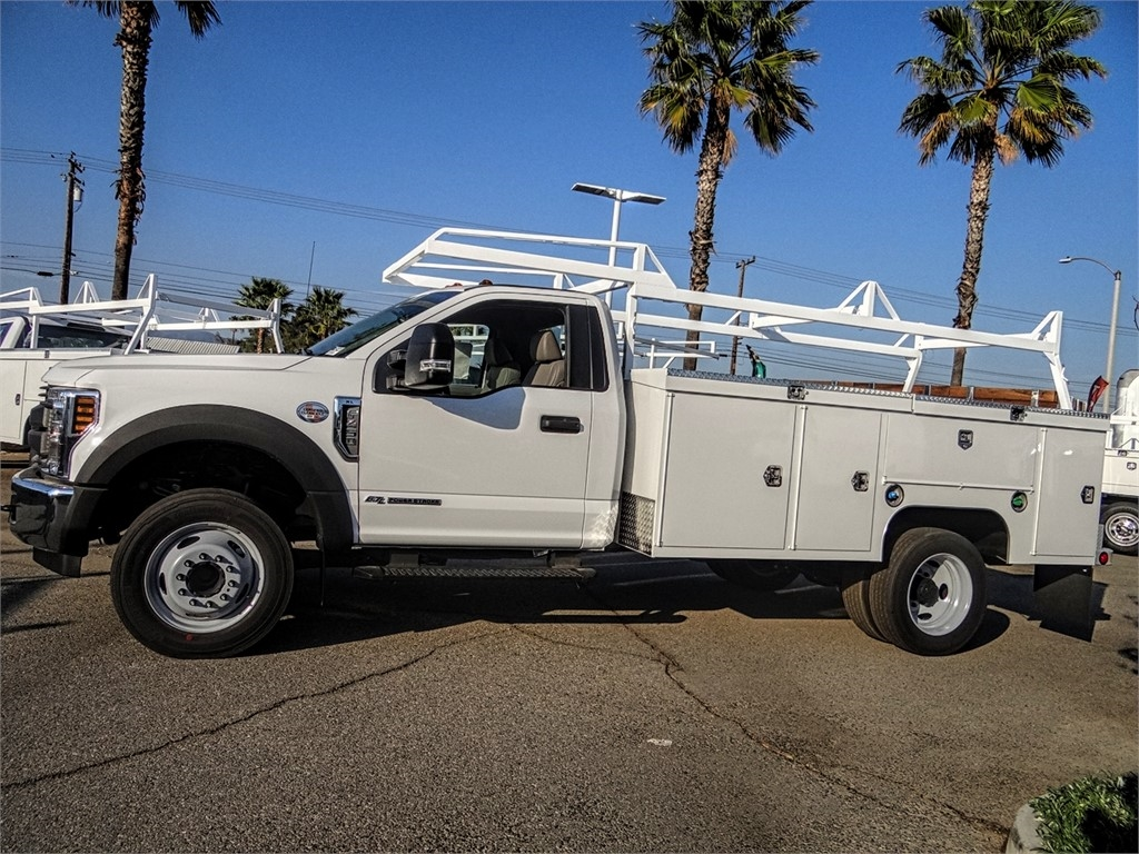 2019 F-450 Regular Cab DRW 4x2, Scelzi Signature Service Body #FK5480 - photo 3