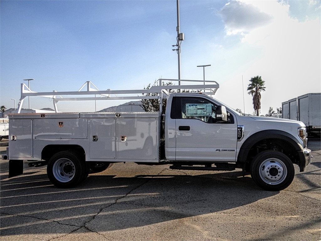 2019 F-450 Regular Cab DRW 4x2, Scelzi Signature Service Body #FK5480 - photo 5
