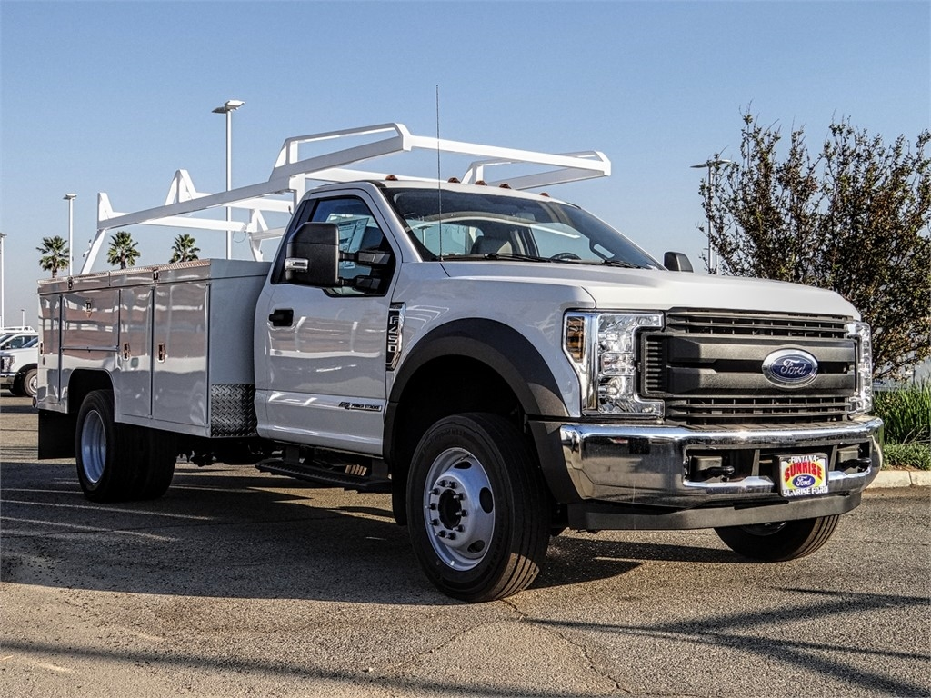 2019 F-450 Regular Cab DRW 4x2, Scelzi Signature Service Body #FK5480 - photo 6