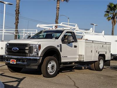 2019 F-450 Regular Cab DRW 4x2, Scelzi Signature Service Body #FK5480 - photo 1