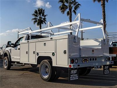 2019 F-450 Regular Cab DRW 4x2, Scelzi Signature Service Body #FK5480 - photo 2