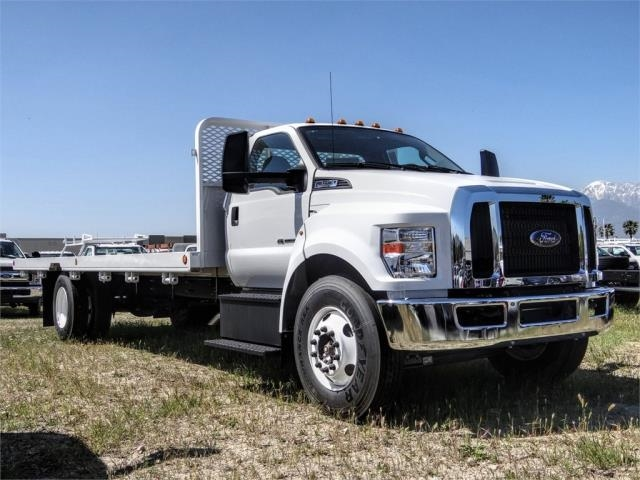2019 F-650 Regular Cab DRW 4x2, Scelzi WFB Flatbed #FK5497 - photo 5