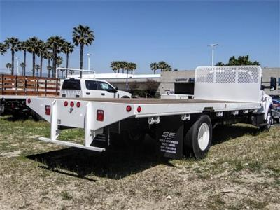2019 F-650 Regular Cab DRW 4x2, Scelzi WFB Flatbed #FK5497 - photo 4